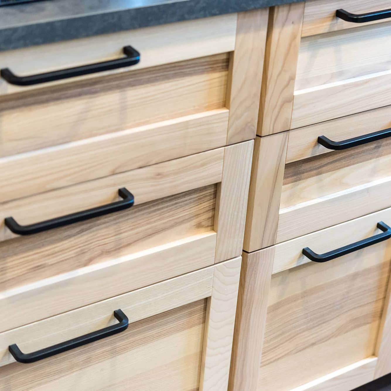 Drawer Fronts with handles